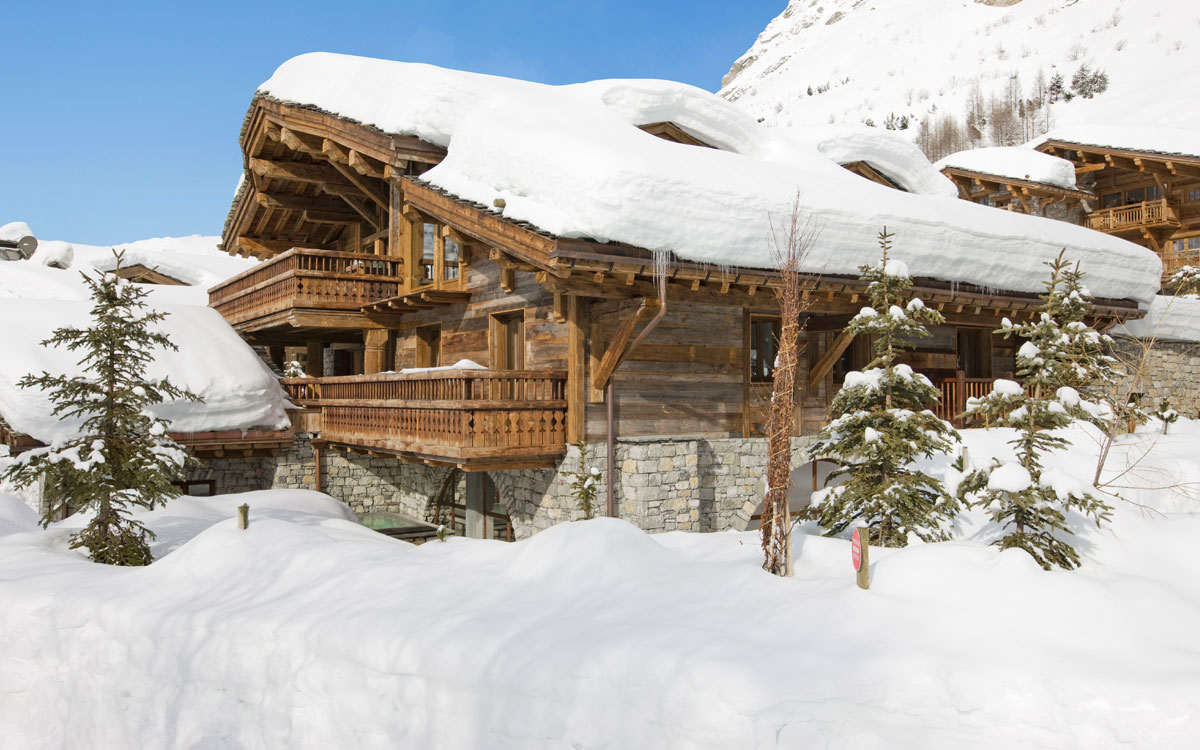 ONE OF THE MOST BEAUTIFUL CHALET IN THE WORLD